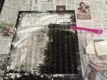 換気扇カバー掃除2.5