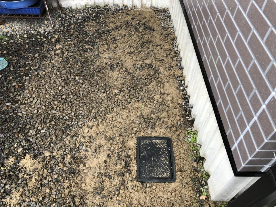 安佐北区落合南 給湯管漏水修理