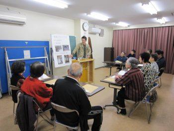 呉市和庄 集会所 水まわり講習会