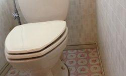 広島市佐伯区   トイレ水漏れ修理 便器交換リフォーム