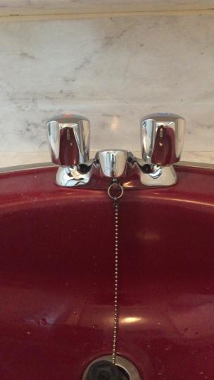 広島市安佐南区伴東 洗面所 洗面台蛇口 水漏れ修理