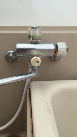 広島市安佐南区祇園 浴室蛇口 水漏れ シャワー