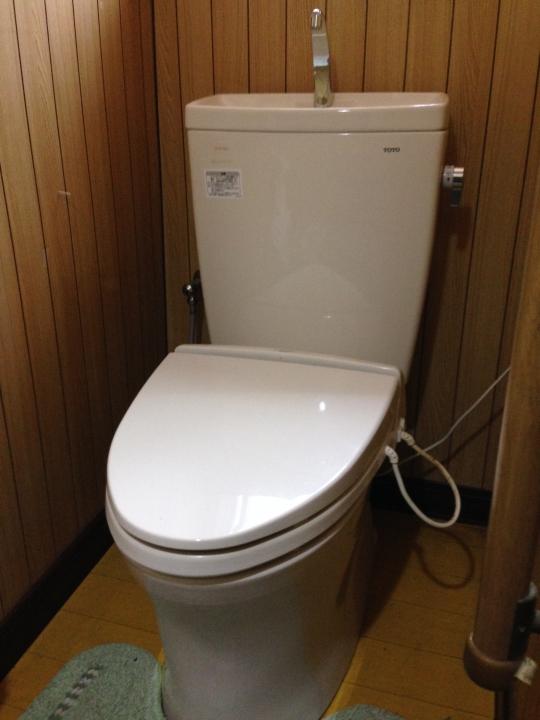 トイレ 便器 交換 リフォーム