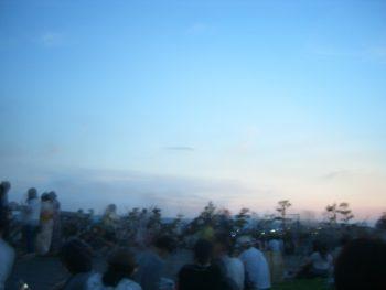 呉の夏祭り「海上花火大会」