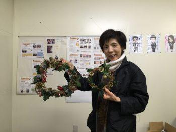 呉市中通 クリスマスイベント