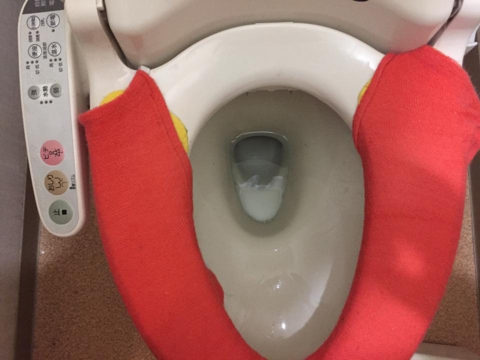 広島市安佐南区西原 トイレつまり つまり除去