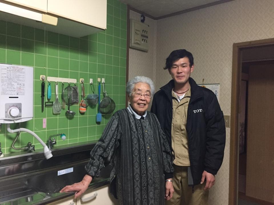 東広島市西条町下三永 台所 キッチン シンク交換 工事