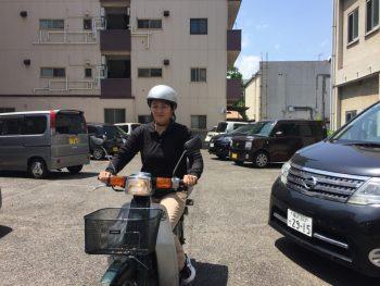 呉市中通 ネクストプラン バイク練習