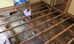 広島市安佐北区 | 和室床板張替え