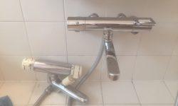 南区丹那町C様 | 浴室蛇口交換