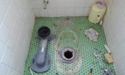 呉市 | トイレ便器交換工事
