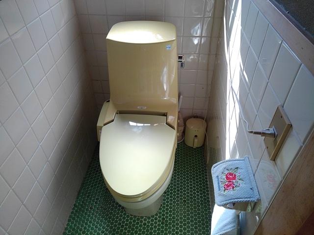 呉市阿賀中央 トイレ便器交換