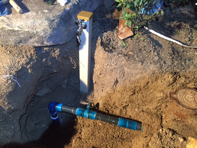 安芸郡坂町 給水管補修 修理 水道管