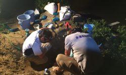 広島県安芸郡   屋外給水管修理