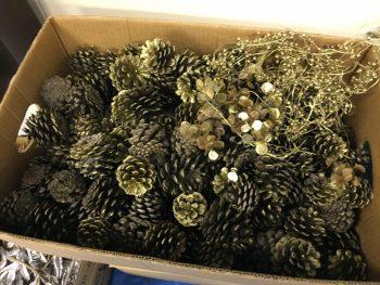 呉市 水道修理センター クリスマス リース 手作り ハンドメイド