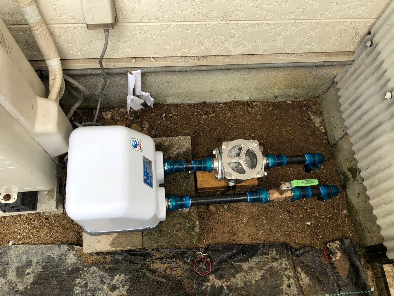 大竹市水道局指定 ネクストプラン 水道修理センター 水漏れ修理 リフォーム