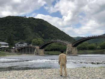 岩国市 錦帯橋 水漏れ修理はネクストプラン
