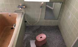 広島市西区   浴室リフォーム工事