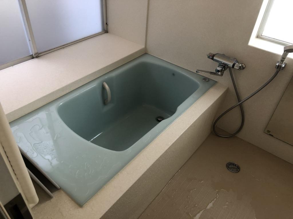 西区草津新町 浴室リフォーム工事 シート工法