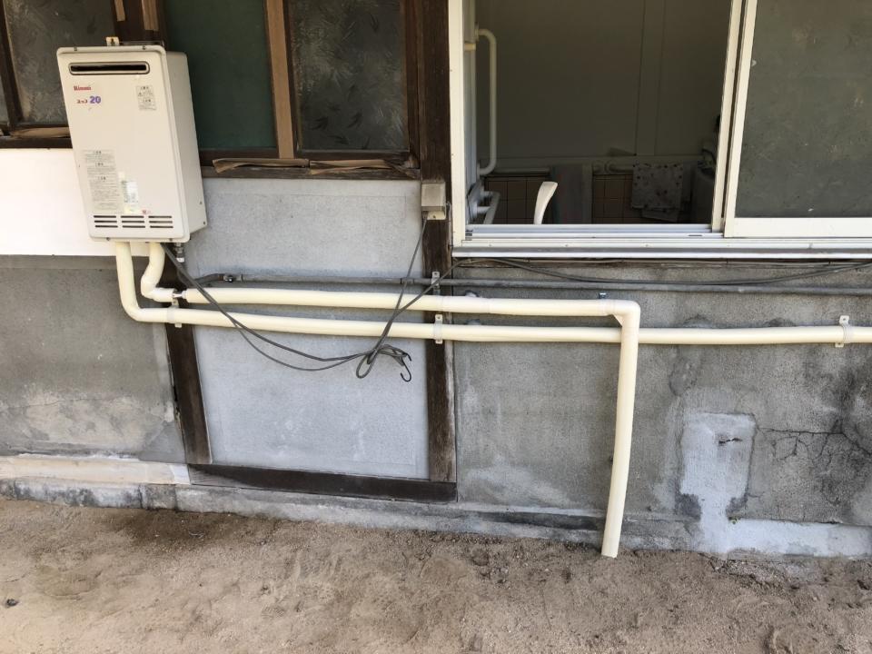 安佐北区可部 給水管修理 水道管修理 ネクストプラン