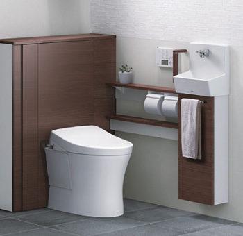 システムトイレ TOTOレストパル