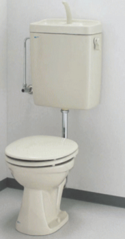 平付きトイレ