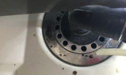 広島市佐伯区   洗濯排水詰まり