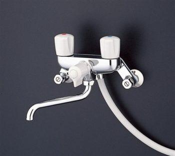 浴室用ツーバルブ水栓 シャワー蛇口
