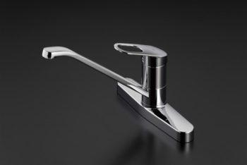 キッチン用蛇口 シングルレバー混合水栓