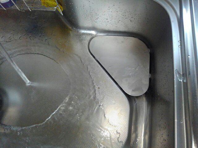 安芸高田市 台所 キッチン 排水つまり修理