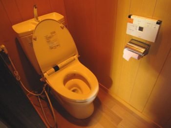 和式トイレ 洋式トイレ 工事