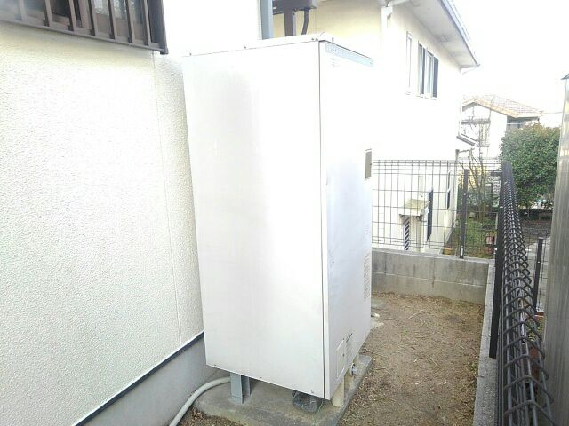 呉市郷原野呂の里 電気温水器交換工事 施工前