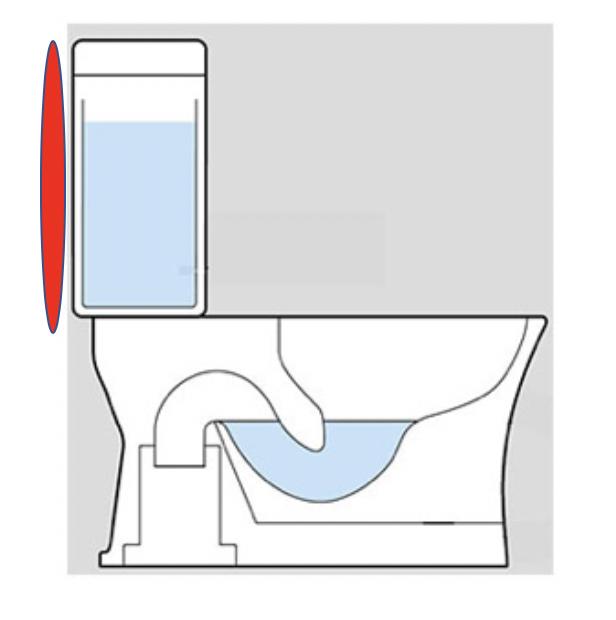 トイレの臭い   トイレがカビ臭い、汚水臭い