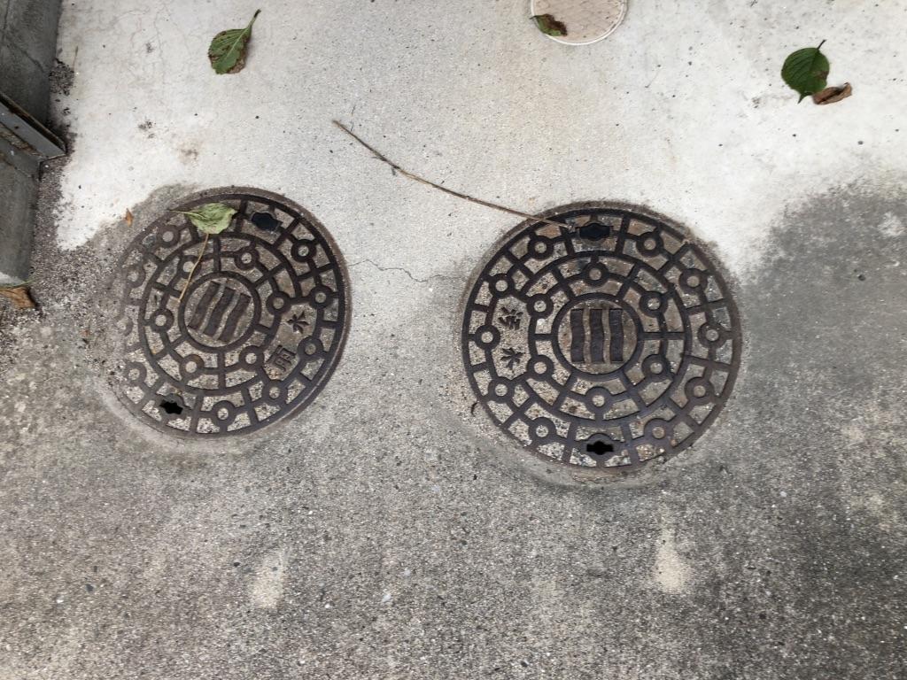 排水つまり修理   宅外のつまりを防ぐメンテナンス