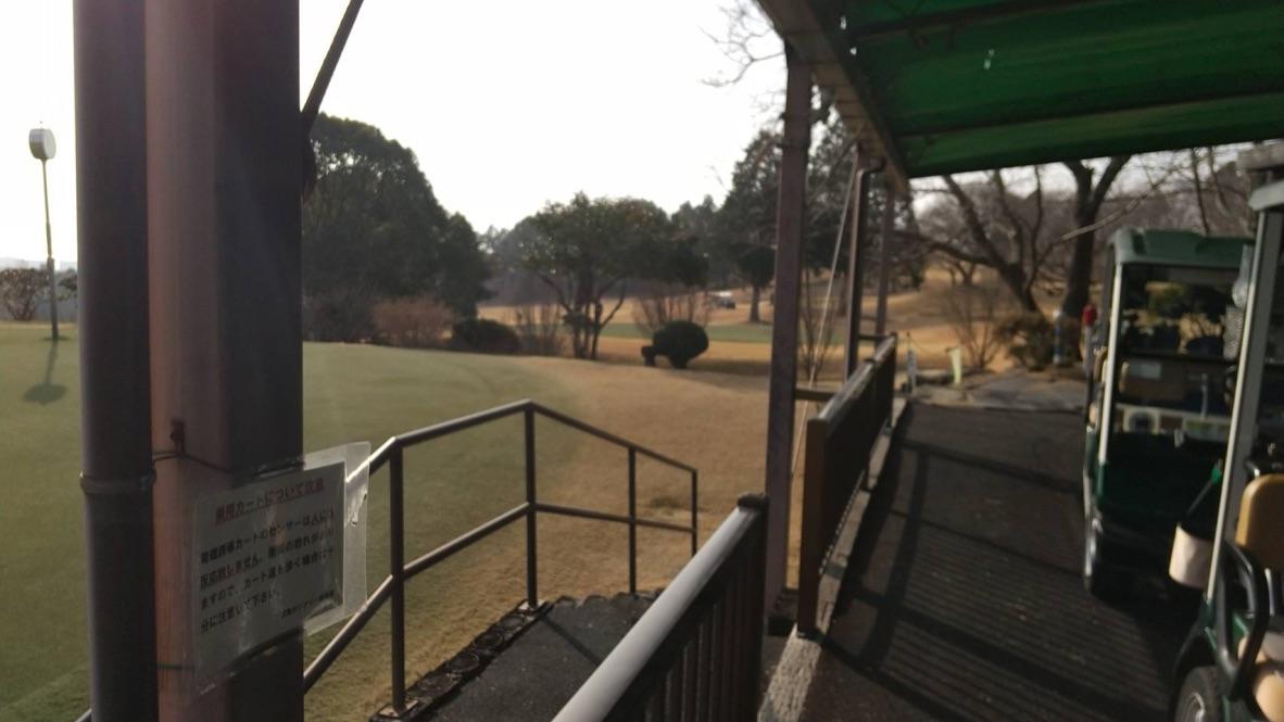 久々のゴルフ!