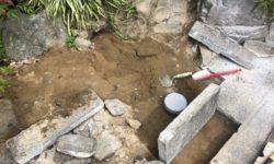 広島市佐伯区皆賀|排水管補修工事
